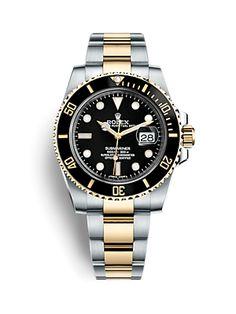 Rolex Submariner Date (Blue & Gold) - UK Replica Watches. We supply the highest grade UK replica watches and many more replica watch brands. Gold Rolex, Rolex Submariner Gold, Rolex Cosmograph Daytona, Rolex Submariner No Date, Rolex Datejust, Luxury Watches, Rolex Watches, Cool Watches, Watches For Men