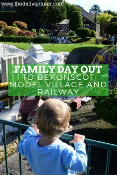 We recently went on a family day out to Bekonscot model village and railway in Beaconsfield, Bucks, where we had a great visit to the attraction with our toddler. Click through to find out more about our visit to the world's oldest model village.