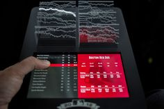 Baseball Stats Are Converted Into An Interactive iPad Sculpture | The Creators Project