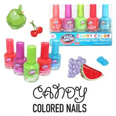 """""""jolly rancher"""" by raneemtal on Polyvore"""