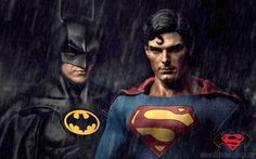 Batman v Superman retro trailer with Christopher Reeves Michael Keaton and Linda Carter YouTube user StryderHD took clips fromBatman (1989)Batman: Returns (1992)Batman: Forever (1995) Wonder Woman (1975-1979)Superman (1978)Superman II (1980)Superman III (1983) andSuperman IV (1987) to create a Batman V Superman: Dawn of justice trailer using the films dialogue. The trailer looks great and gives you a nostalgic view of what we might have gotten if they had ever meshed the Christopher Reeves…