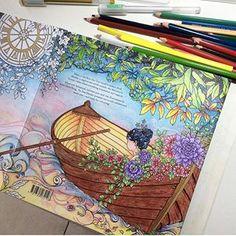 Coloring secrets @coloring_secrets Instagram profile - Pikore
