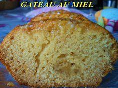 GATEAU GAGA - Love cakes: Gateau au miel
