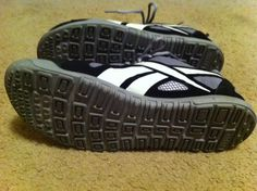 @Reebok USA nanos. Minimalist shoes for functional fitness. #getafterit #MYFITPIN