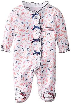 Hello Kitty Baby-Girls Newborn Bow Coverall, Pink, 3-6 Months Hello Kitty http://www.amazon.com/dp/B00S7ZHIH8/ref=cm_sw_r_pi_dp_F56Bvb1P2P1BS