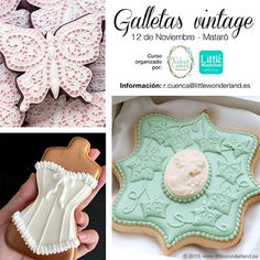 Nuevo curso de galletas decoradas | New cookie decorating class
