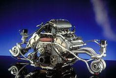 Mercedes racing v8 incredible engineering!