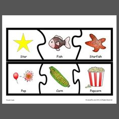 Engaging tools for Syllable Awareness, Rhyming and Compound Word practice. Compound Words, Early Reading, Phonological Awareness, Reading Skills, Speech Therapy, Cool Words, Puzzles, Teaching, Fun