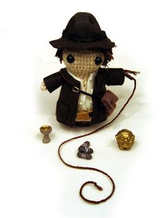 Indy doll