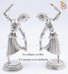 No #culture can #live if it attempts to be #exclusive