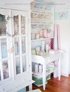 Pretty Pastel Danish Home
