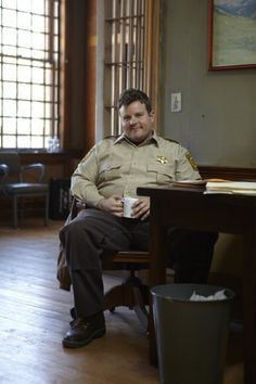 Adam Bartley as 'the Ferg' in Longmire Longmire Series, Walt Longmire, Longmire Cast, Series Movies, Movies And Tv Shows, Tv Series, Craig Johnson, Great Tv Shows, Mystery Novels