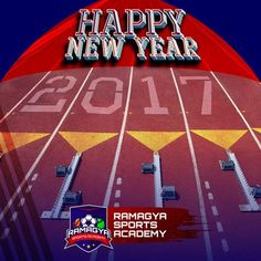 May all your wishes get filled this year! #RamagyaSportsAcademy #HappyNewYear
