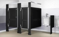 Bathroom Partitions are the Norm for Any Gen-Y Commercial Bathroom