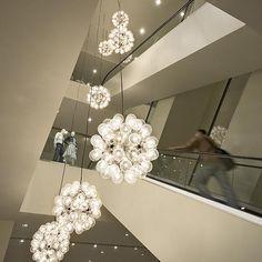 Direct light pendant lamp TARAXACUM 88 S - @floslighting