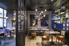 Montes de Galicia Restaurant by Egue y Seta, Madrid – Spain » Retail Design Blog
