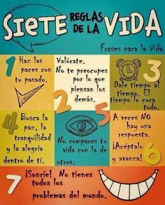 Reglas de la buena vida