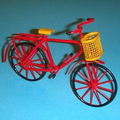 Bicycle .