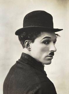 Charlie Rivel als Charlie Chaplin, Variete Zirkus Kabarett, Rivel, Charlie, 28.3.1929