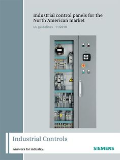 Guide to Design of Industrial Control Panels - Siemens | Elec Eng World
