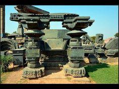Impossible Warangal Hindu Temple. Unthinkable skill of stone processing