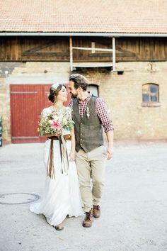Country Wedding Styled Shoot von Die Hochzeitsfotografen