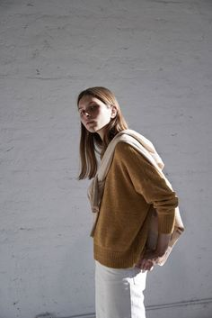 La Garçonne Fashion Story: Chiaroscuro | Photography by Morgan Howland, Styling by Sarah Levett. Model Tamara, Muse Management. Hair and Makeup by Miriam Robstad