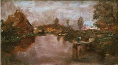 Geesje Mesdag in Kortenhoef