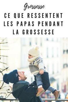 Découvrez ce que vivent les papas pendant la grossesse : émotions, appréhension... #grossesse #papa #devenirpapa #bébé #parents #parentalité