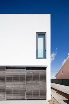 DJ House, Cascais, 2012  Fantastic sliding panels!