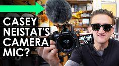 Casey Neistat's Microphone? — Shure VP83 LensHopper Shotgun Microphone