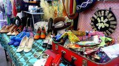 Lokasi Belanja Barang-barang Fashion di London