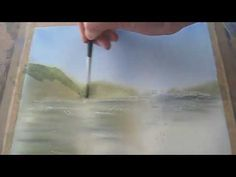 Speed Painting How to Paint People By The Sea Top Tips Watercolour Impressionist Style