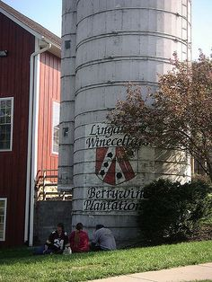 Linganore Wineries, Mt Airy, MD