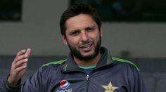 "nice ""Afghan Cricket Team Improved a Lot"", Shahid Afridi http://Newafghanpress.com/?p=15726 shahid-afridi-ap-m"