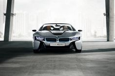 BMW will reportedly launch the i8 Roadster in 2018.