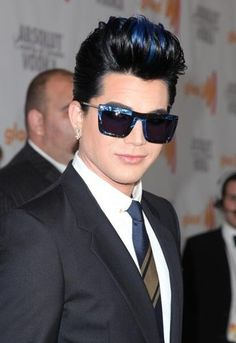Adam Lambert at 2010 GLAAD Media Awards