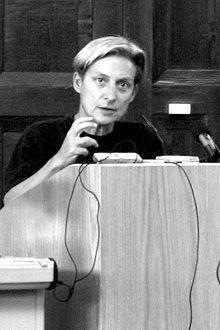 Judith Butler: philosopher, rhetorician, Queer theorist