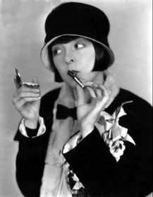 Colleen Moore> I have this picture in my bedroom