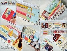 Epiphany Crafts | GALLERY Mini Travel Album