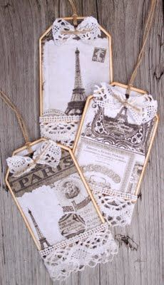 Paris tags
