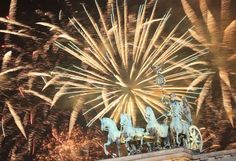 2013 Fireworks in Berlin
