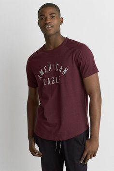 AE Flex Short Sleeve Graphic T-Shirt