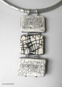 Shannon Tabor's Ancient Artifact Raku Technique   by Alessia Bodini