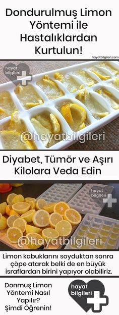 Get Rid of Diseases with Frozen Lemon - Say Goodbye to Diabetes, Tumor and Overweight - Gizem Tekeli - - Get Rid of Diseases with Frozen Lemon - Say Goodbye to Diabetes, Tumor and Overweight - Gizem Tekeli Natural Teething Remedies, Natural Sleep Remedies, Fitness Nutrition, Diet And Nutrition, Health Quiz, Turkish Recipes, Diabetes, Balanced Diet, Herbal Remedies