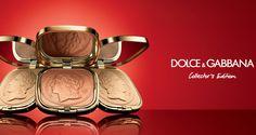 Рождественская колекция макияжа Dolce&Gabbana