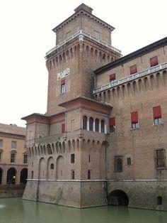 #Ferrara:/Itália. - arte, architettura e gastronomia d'eccellenza