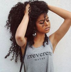 5 Tips to Grow and Maintain Type 3 Natural Hair