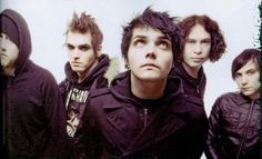 """My Chemical Romance {My Chem was the original inspiration behind the short story that I originally wrote in high school which would eventually become chapter one of Oracle. When Danger Days came out it was like the universe just gave me a smack in the face and yelled at me """"FINISH IT!"""" So, here we are.}"""
