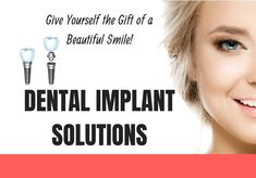 Is your dental implant loose? Is your bridge, crown, or denture broken? This calls for a dental implant restoration from Fine Arts Dentistry in Matthews. Best Dental Implants, Dental Services, Beautiful Smile, Dentistry, Happy Halloween, Teeth, Restoration, Charlotte, Tips
